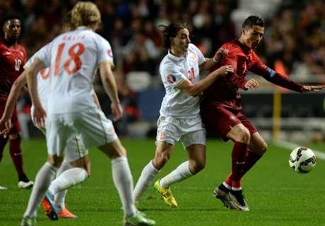 Portugal siegt trotz Matic-Traumtor