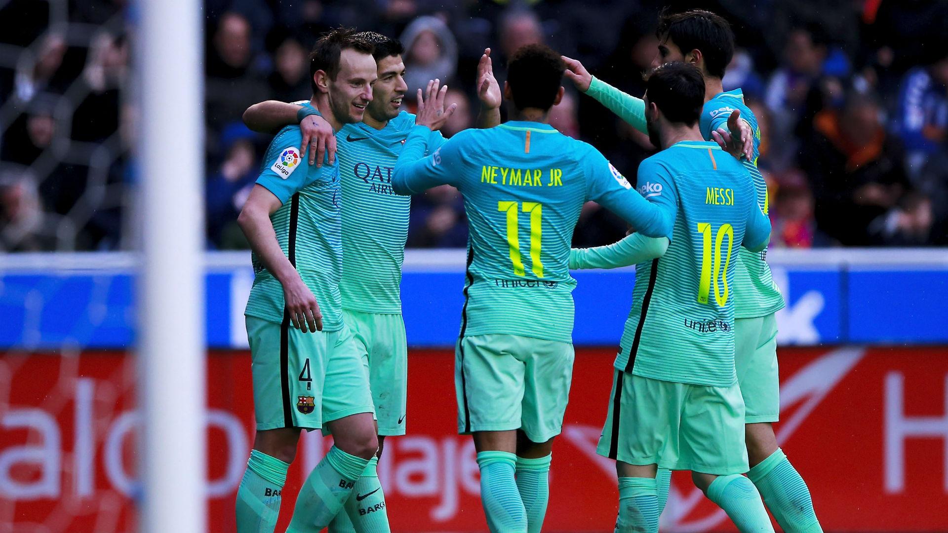 Le PSG écrase le FC Barcelone (4-0) — Ligue des champions