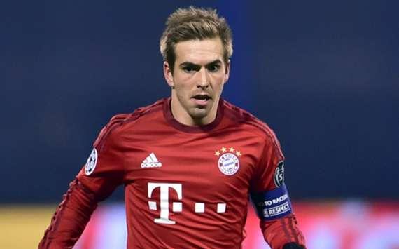 Lahm focused on fourth Bundesliga title