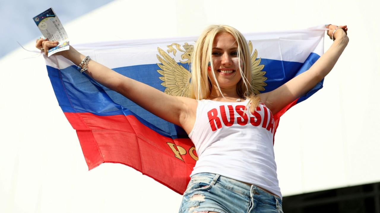 euro 2016 fans - russia