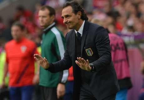 El Valencia negocia con Prandelli