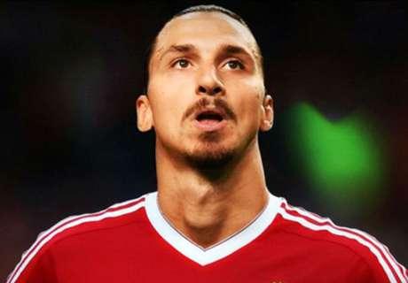 Ibrahimovic Segera Debut Bersama Man United