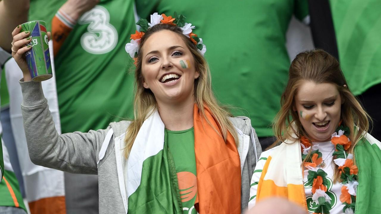 euro 2016 fans - ireland
