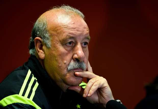 Del Bosque, seleccionador español