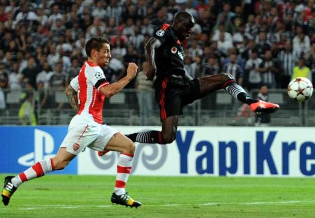 """Demba Ba """"quería ir al Arsenal"""""""