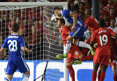 Chelsea top Liverpool in ICC clash