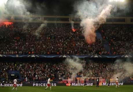 Las multas del Atlético - Benfica