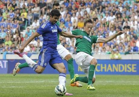 Amistoso: O. Ljubljana 1-2 Chelsea