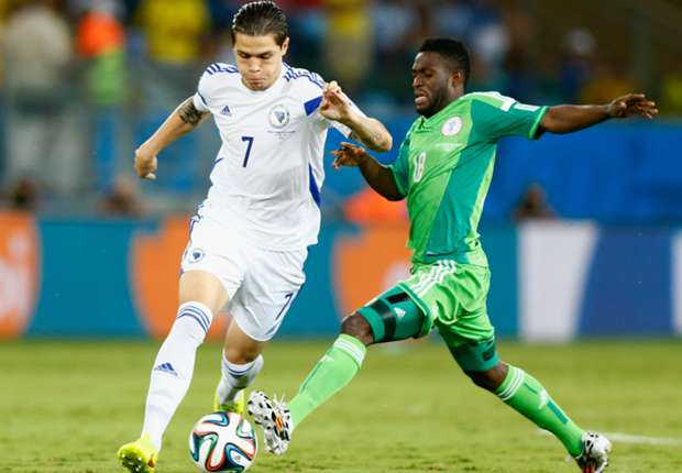 Besic, jugador bosnio