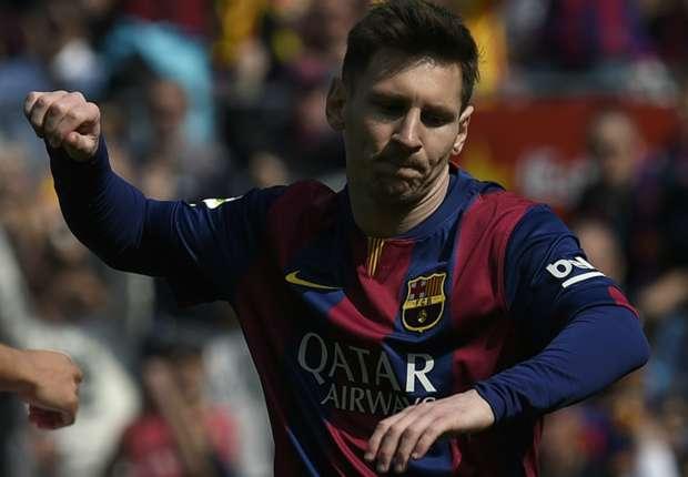 Dreifacher Torschütze und Mann des Tages: Lionel Messi