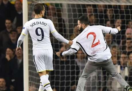 UEL: Tottenham 1 x 0 Partizan