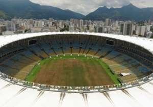 Çok değil, henüz 2.5 sene kadar önce bu stadyum, Dünya Kupası finaline ev sahipliği yapmıştı. Borçlar yüzünden elektrikleri kesilen, geçtiğimiz günlerde yağmalanan, Brezilya'nın efsane stadı Maracana'nın son durumu görenleri şoke ediyor...