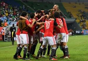 مصر - أوغندا - كأس الأمم الإفريقية 21-1-2017