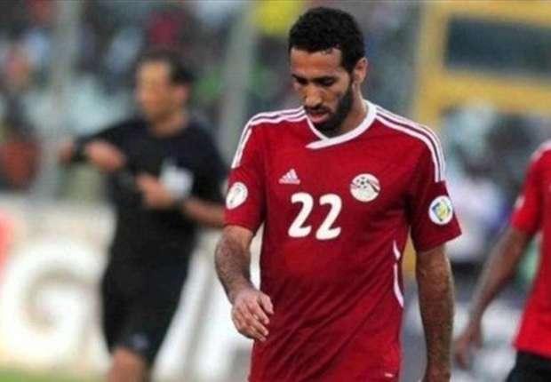 أبو تريكة يصف شعوره بالتواجد في مباريات برشلونة -