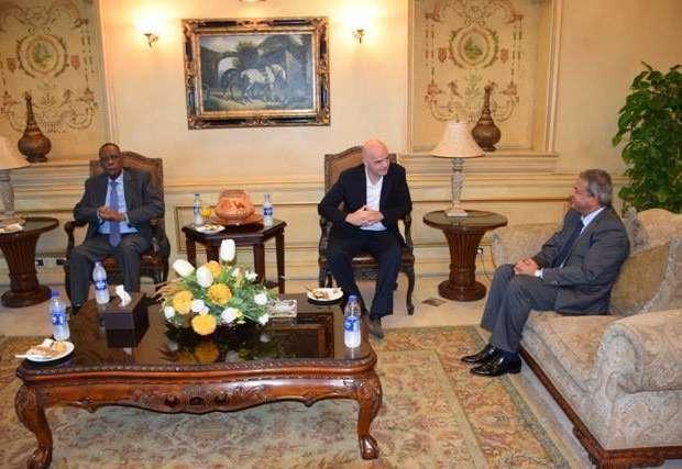 إفريقيا تطالب  فيفا  بـ10 مقاعد في مونديال 2026 -