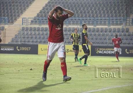 عبد الله السعيد يوضح سبب استبداله من مباراة القطن