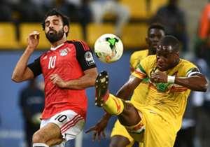 مباراة مصر و مالي - كأس الأمم الإفريقية 2017