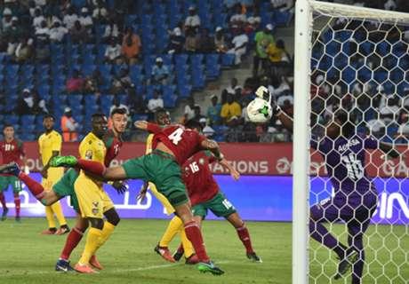 المغرب تنعش آمالها في التأهل بثلاثيةٍ في توجو