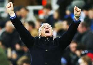 O Leicester goleou o Swansea e contou com tropeço do Tottenham para abrir sete pontos na liderança da Premier League. Os Foxes podem ser campeões com apenas mais uma vitória.