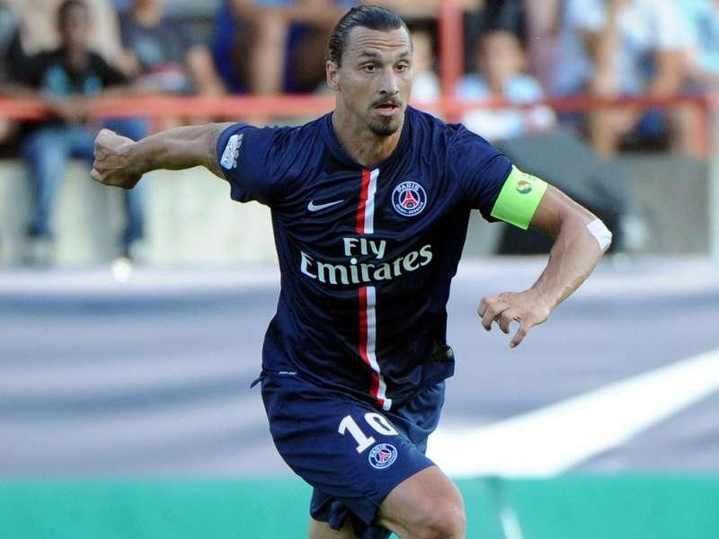 PSG, Ibra veut la Ligue des champions