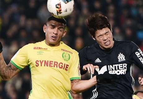 Marseille Dikejutkan Nantes