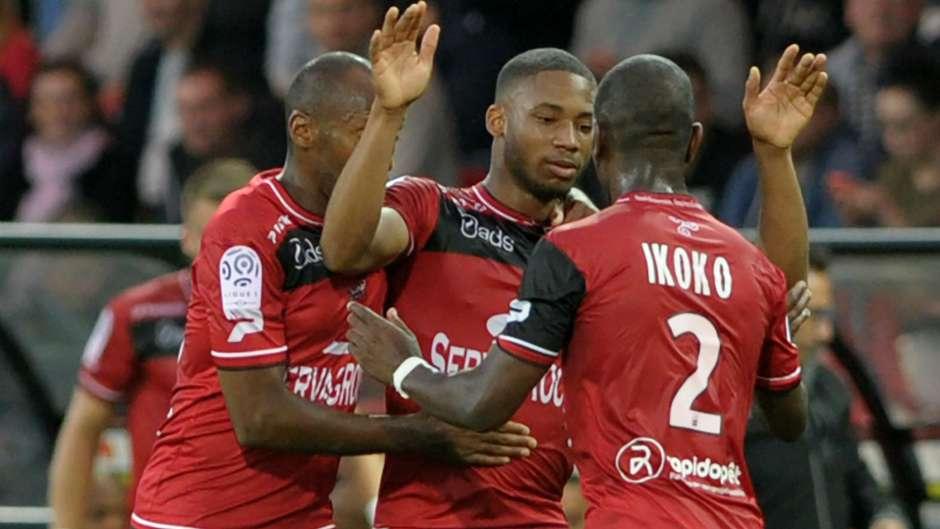 Marcus Coco Guingamp Montpellier Ligue 1 10092016
