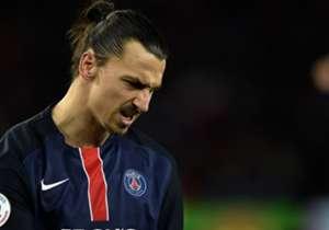 Zlatan Ibrahimovic Paris SG Troyes Ligue 1 29112015