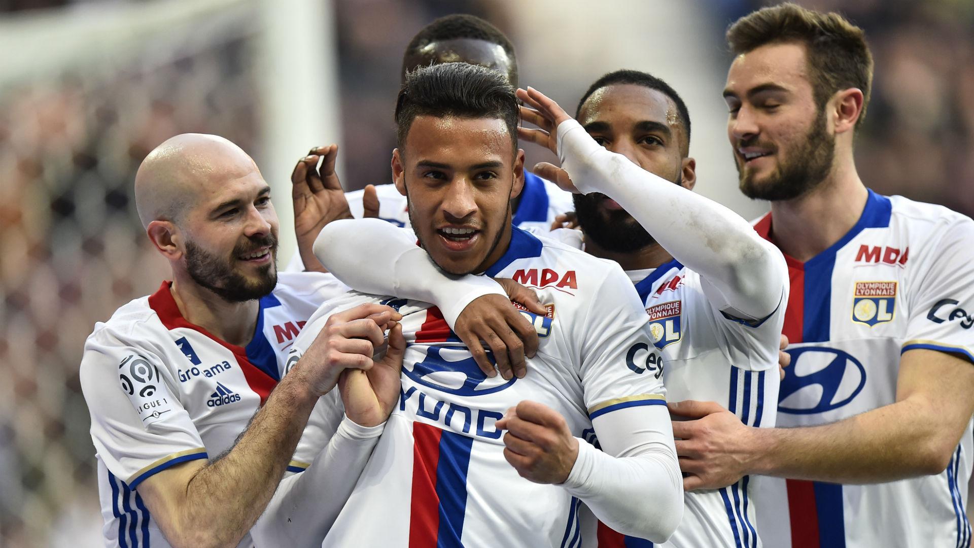 Corentin Tolisso Lyon Dijon Ligue 1 19022017