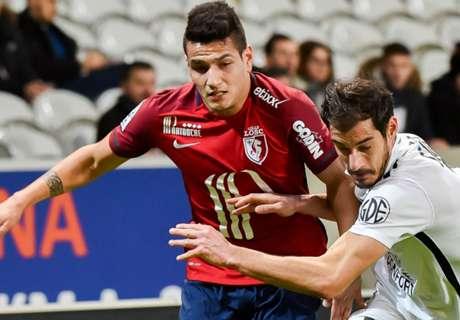 Lille-Caen 1-0, résumé de match