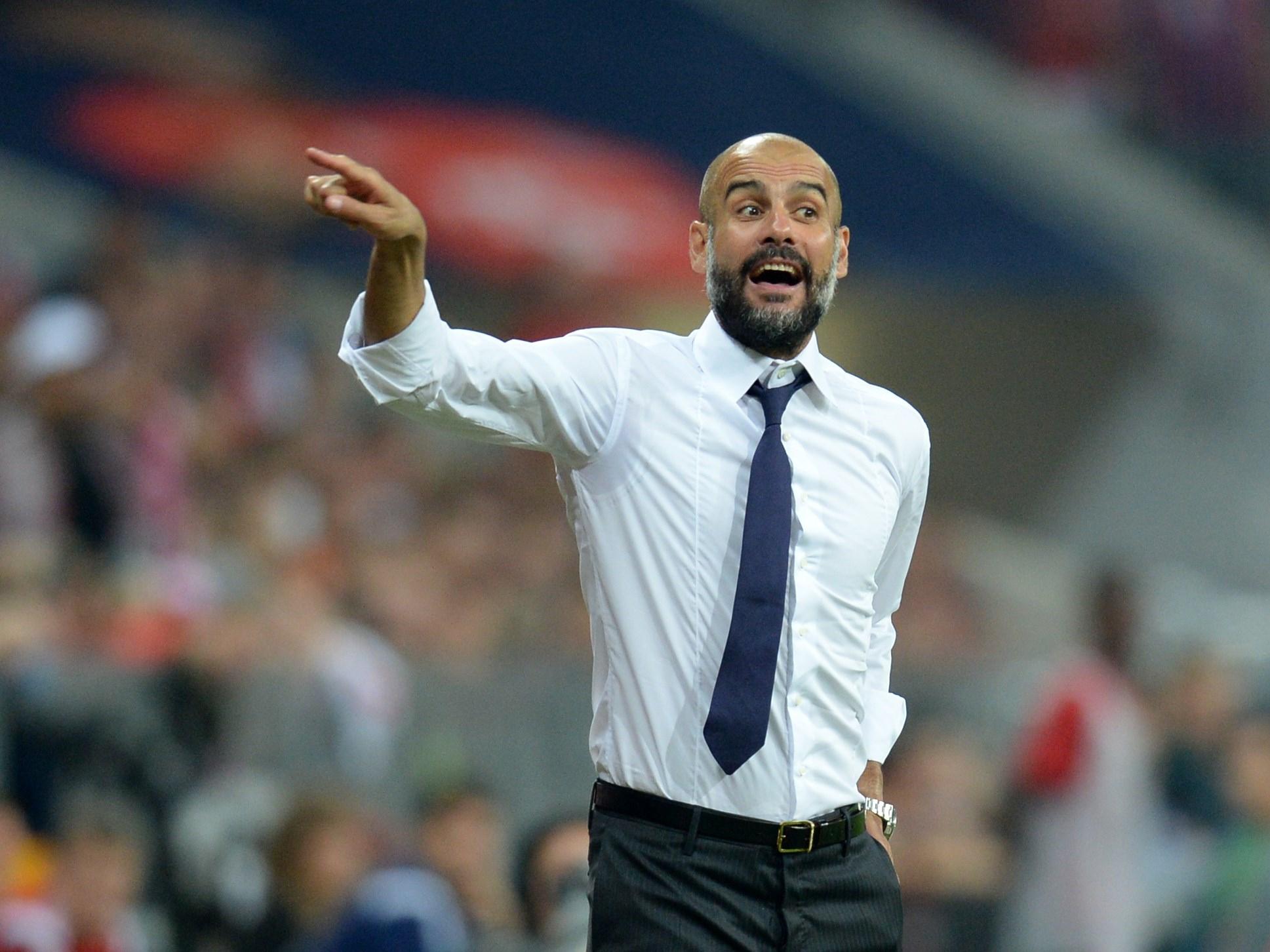 Manchester City, le pire début de saison de toute la carrière de Pep Guardiola
