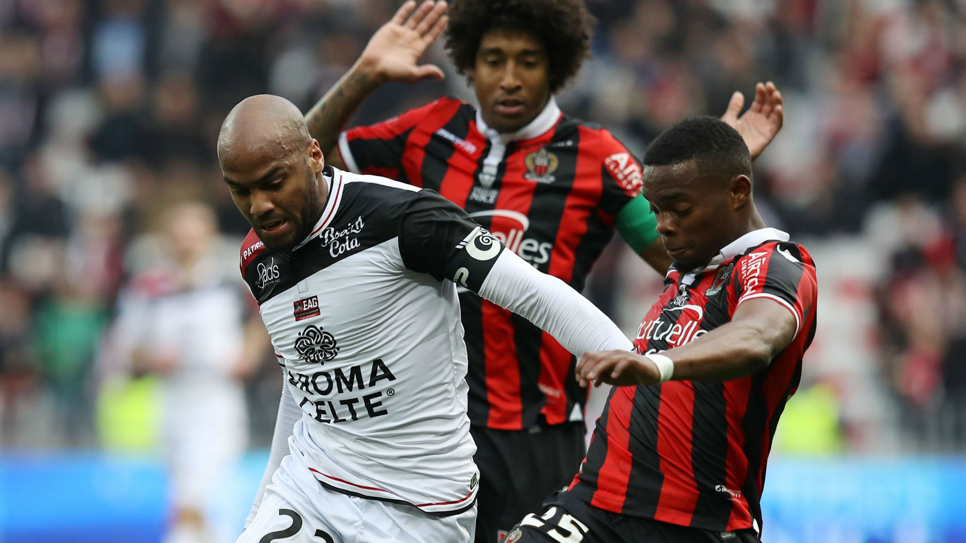 Jimmy Briand continue son chemin avec Guingamp