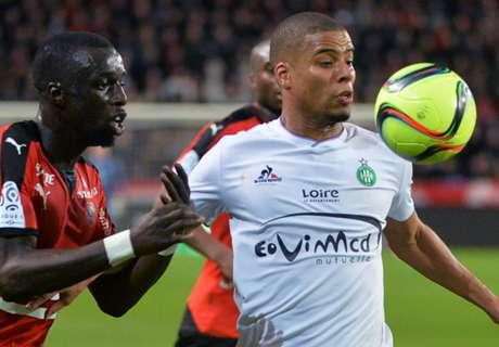 Rennes-ASSE 0-1, résumé de match