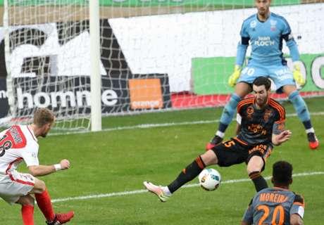 AS Monaco snel klaar met Lorient