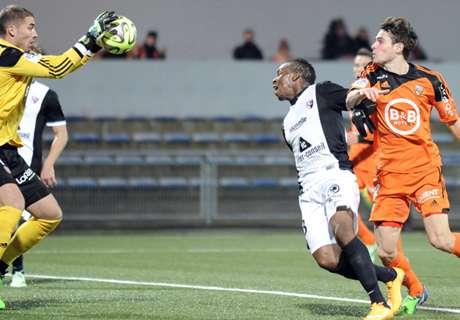 VIDEO - Fantastische keeper Lorient