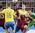 Rusland dichterbij Zweden na zege