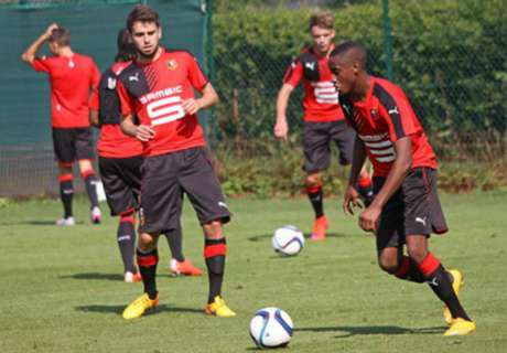 Diallo a prolongé à Rennes