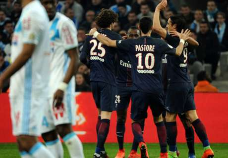 PSG ruthless in Classique drubbing