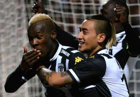 Goal TV: Angers führt Monaco vor