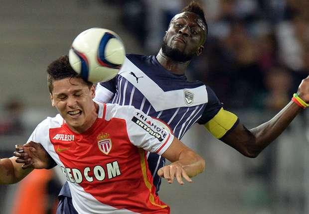 Bordeaux-Monaco 3-1, Monaco chute lourdement � Bordeaux