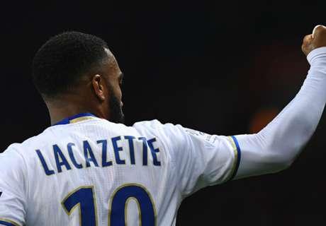 Medien: Lacazette mit Atletico einig