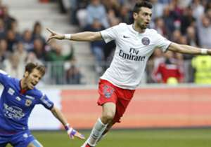 Javier Pastore Nice Paris SG Ligue 1 18042015