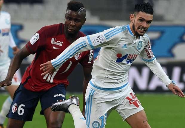 Marseille 1-1 Lille