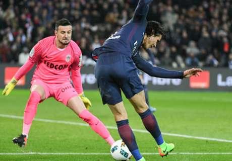 Ligue 1, 22ª - 1-1 tra PSG e Monaco