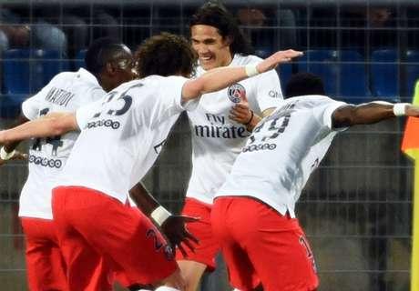 Ligue 1, 37ª - PSG campione di Francia