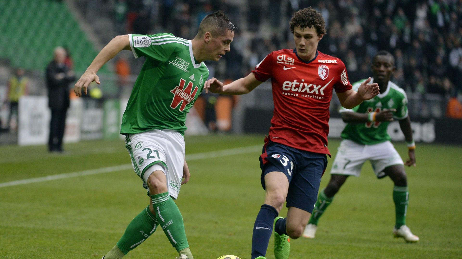 transferts - ligue 1 - losc