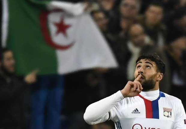 Le superbe but de Fekir lors de Lyon-Roma
