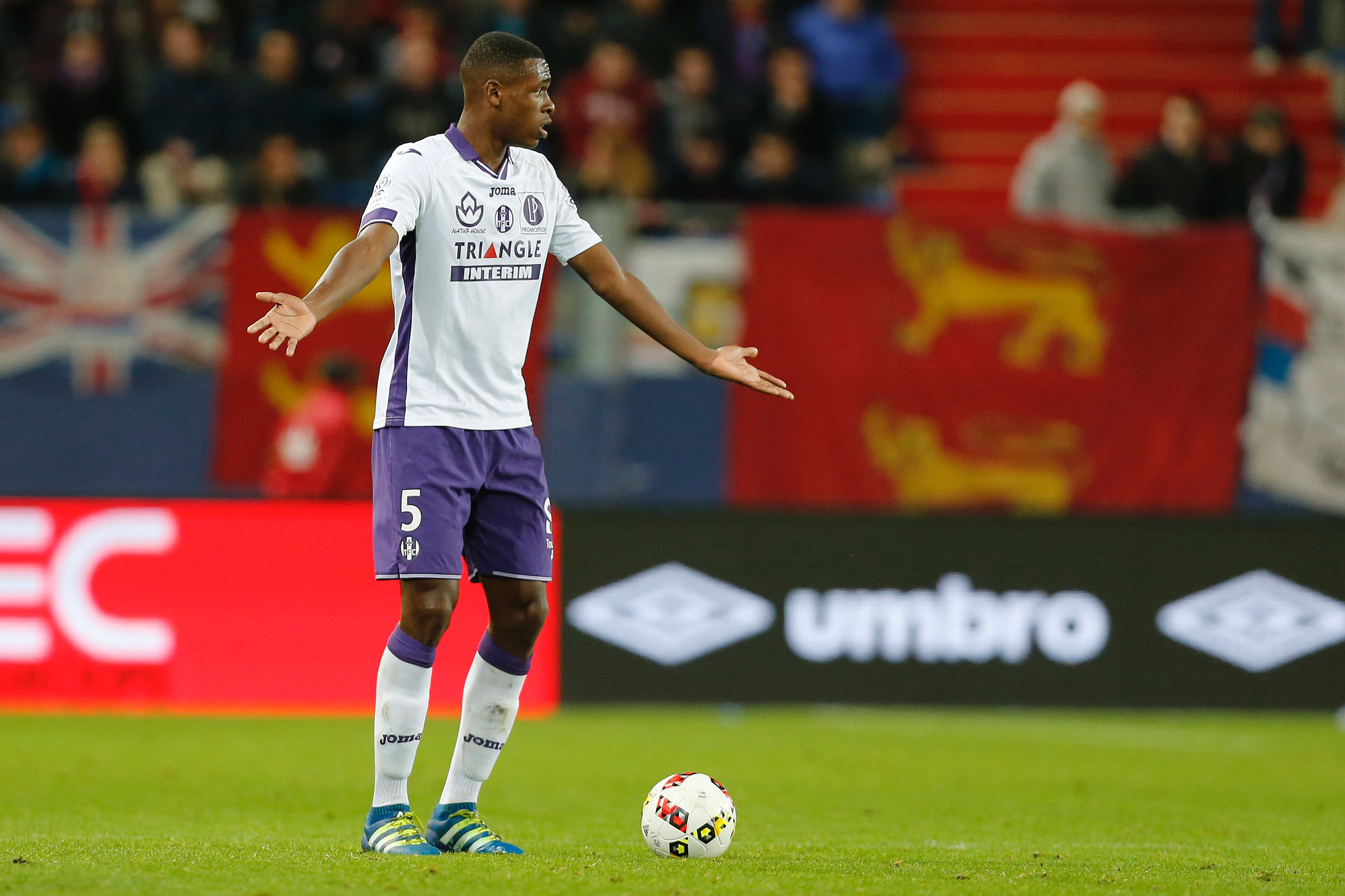 Issa Diop Toulouse ligue 1 2016