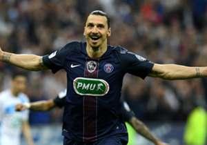 ZLATAN IBRAHIMOVIC | Klub terakhir: Paris Saint-Germain