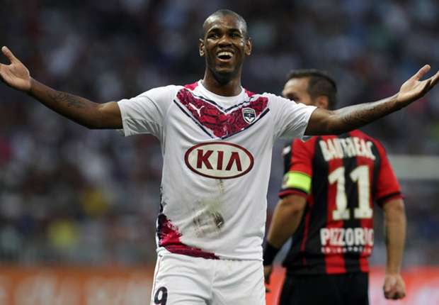 Diego Rolan Nice Bordeaux Ligue 1 08232014