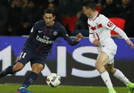 Late Lucas strike lifts PSG